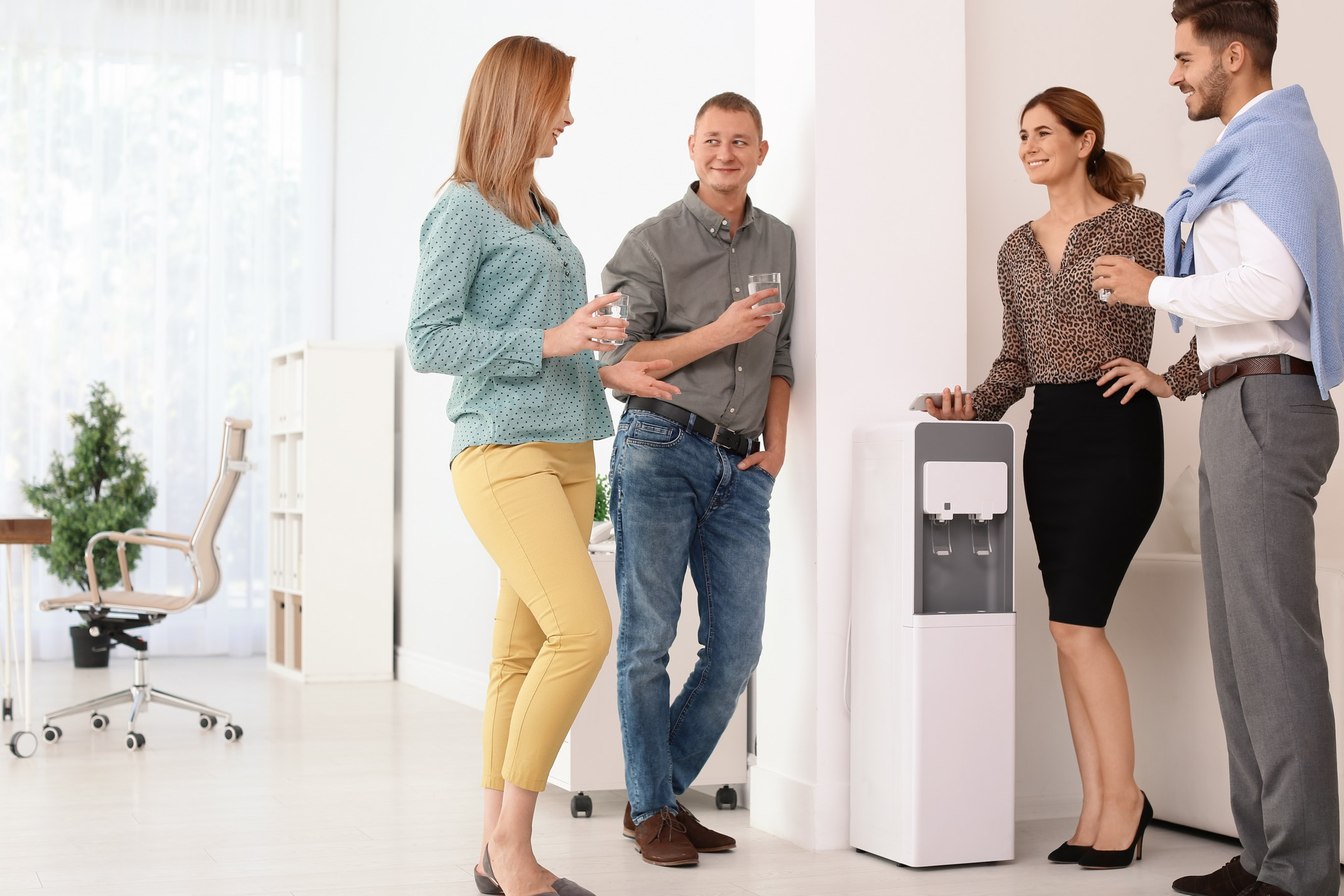 Atlanta Positive Lifestyle Choices | Healthy Water Filtration | Employee Benefit